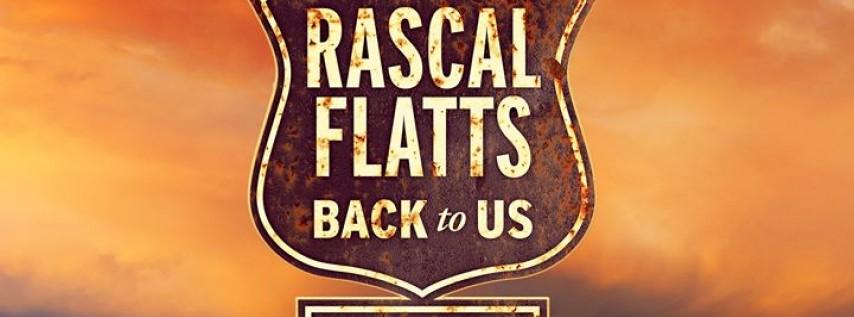 Rascal Flatts: Back To Us Tour 2018