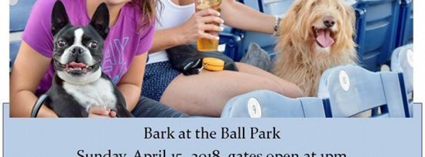 Bark at the Ball Park