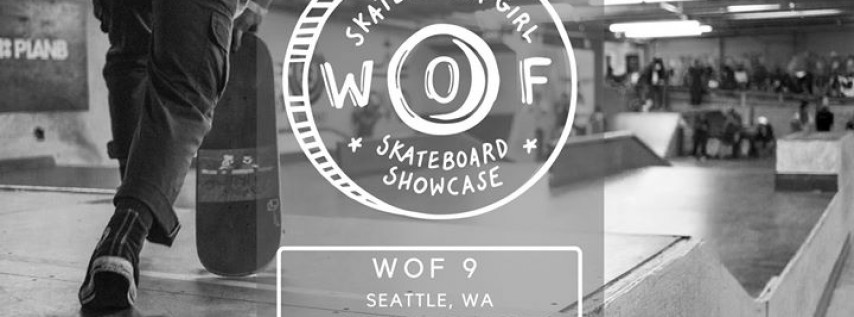 Wheels of Fortune 9 - Skateboarding Showcase