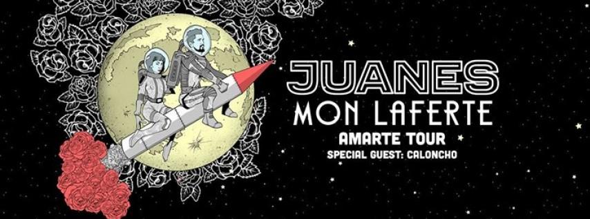 Juanes: Amarte Tour with Mon Laferte