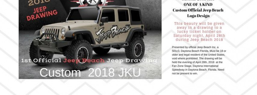 Official Jeep Beach 2018