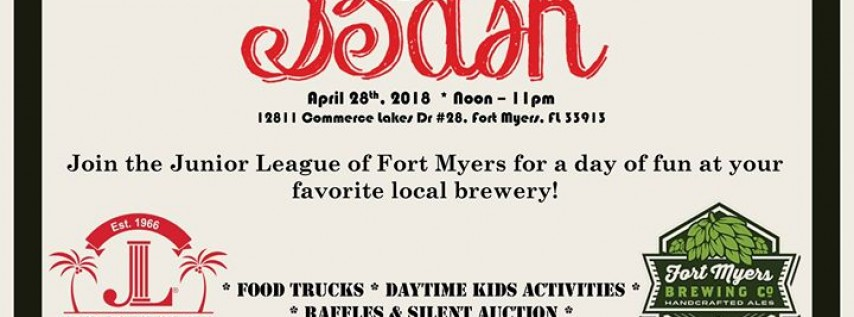 Brew Bash with Junior League of Fort Myers