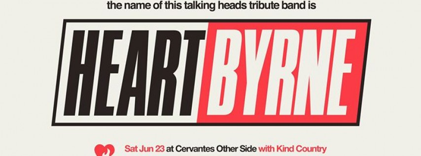 Post-Panic After Party feat. HeartByrne w/ Kind Country and Special Guests at Cervantes' Other Side