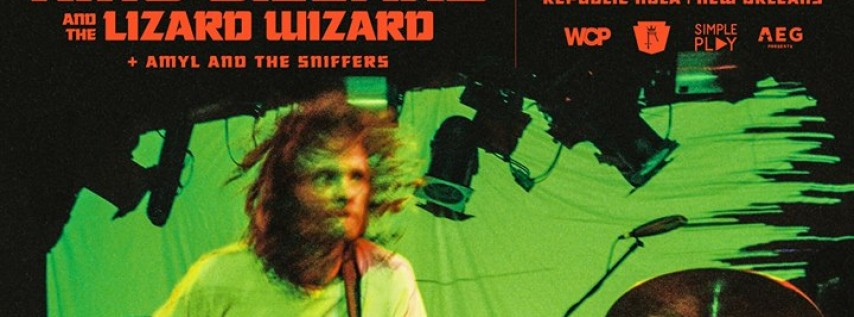 King Gizzard & The Lizard Wizard at Republic NOLA