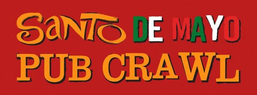 Santo de Mayo Pub Crawl