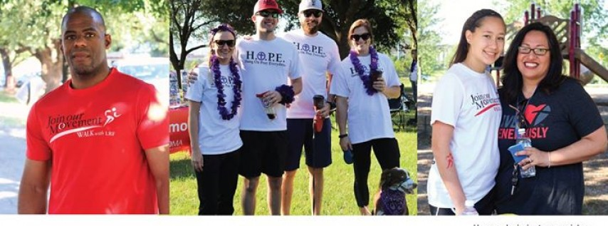 2018 Houston Lymphoma Walk