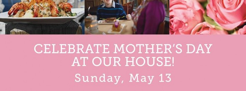 Celebrate Mother's Day at The Fish House