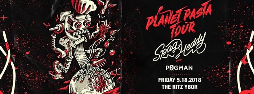 Spag Heddy w/ P0gman – Planet Pasta Tour - Tampa, FL