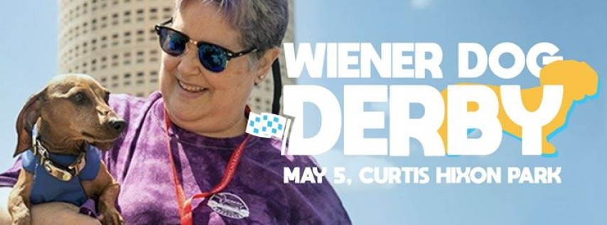 Wiener Dog Derby at Tampa Riverfest 2018