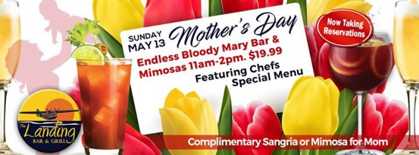 Mother's Day at The Landing