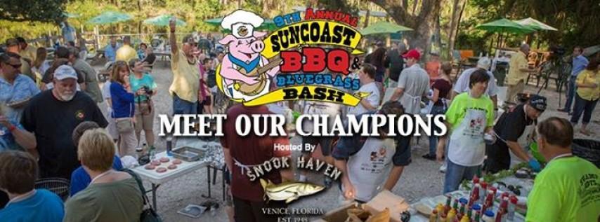 Meet Our Champions - Suncoast BBQ & Bluegrass Bash