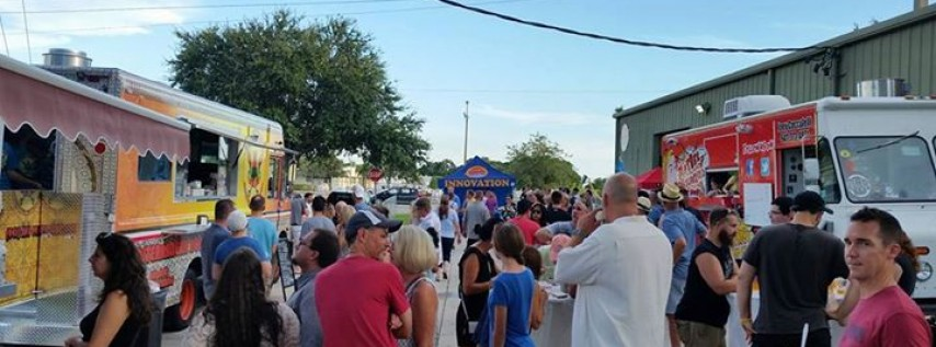 Sarasota's Monthly Food Truck Rally!