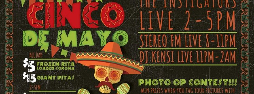 Cinco-de-Drinko at The Beach Club Siesta Key!