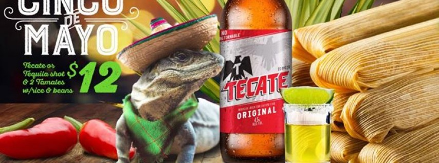 Tecate, Tequila, & Tamales