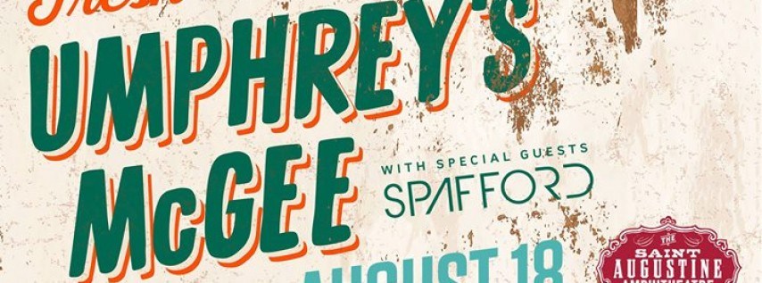 Umphrey's McGee with guest Spafford