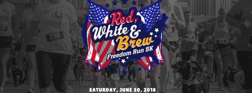 2018 Red, White & Brew Freedom & Beer Run