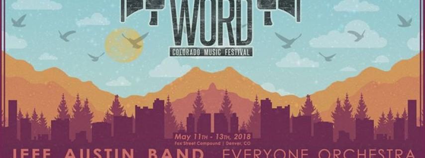 Spread The Word Music Festival 2018