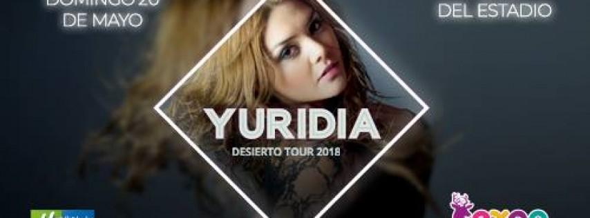 Yuridia EXPO Obregòn 2018