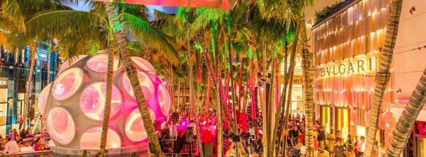 Jon Secada LIVE in the Miami Design District!