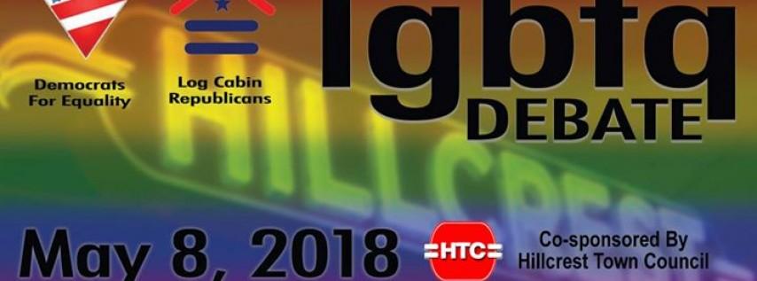 San Diego LGBTQ Debate