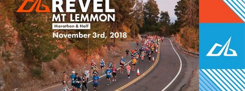 REVEL Mt Lemmon Marathon - Tucson AZ