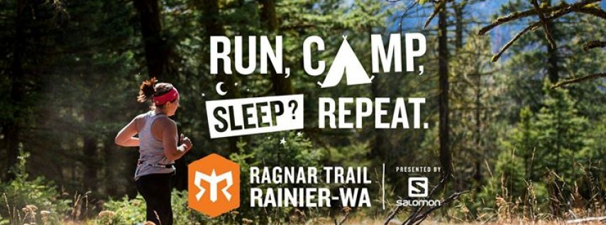 Ragnar Trail Rainier-WA presented by Salomon