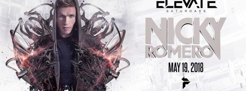 Elevate Saturdays: Nicky Romero