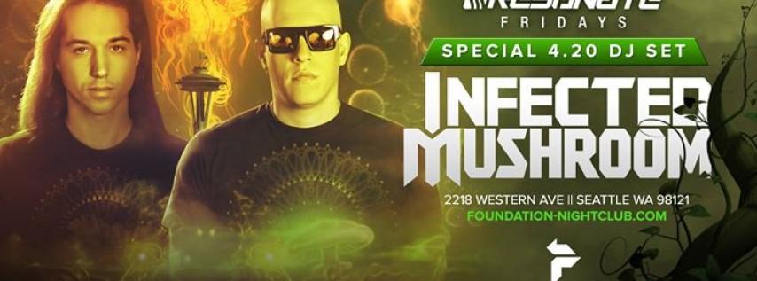 Resonate Fridays: Infected Mushroom (Special 4.20 DJ Set)
