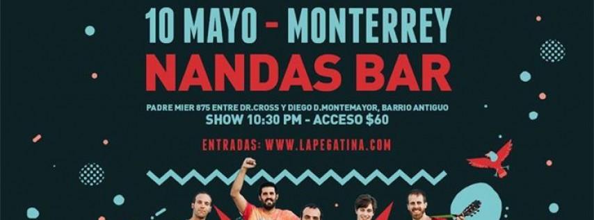 La Pegatina en Monterrey | México - Tour 2018 New Album