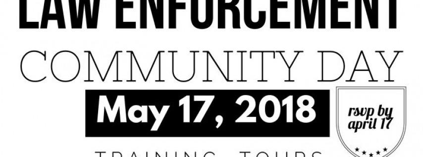 Law Enforcement Community Day