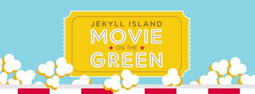 Jekyll Island Movie on the Green: Finding Dory