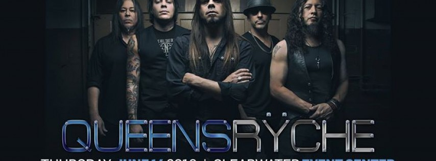 Queensryche - Clearwater Entertainment Presents