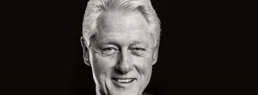 A Conversation with President Bill Clinton