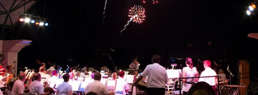 July 4th: Symphony Under the Stars 2018