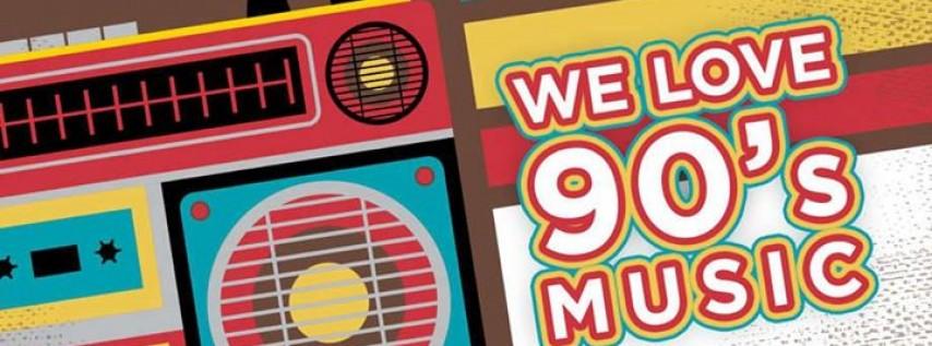 90's Music Trivia Sunday May 13th at 7:00 PM