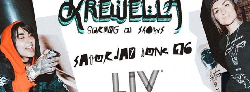 Krewella LIV - Sat. June 16th