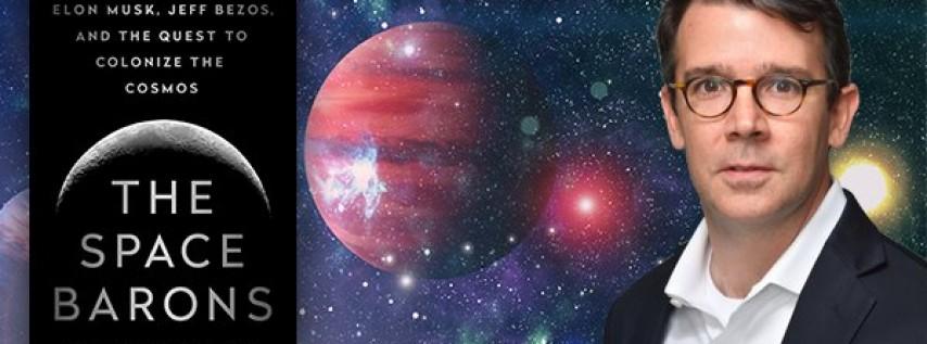 The Space Barons - Christian Davenport with Alan Boyle