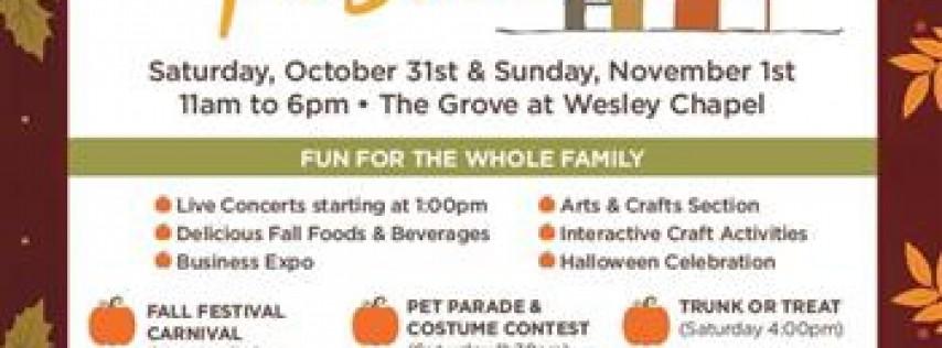 16th Annual Wesley Chapel Fall Festival