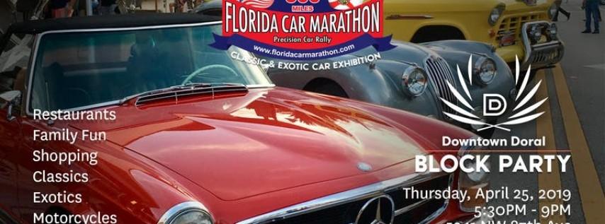 Florida Car Marathon 2019