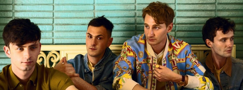 Glass Animals with special guest Knox Fortune