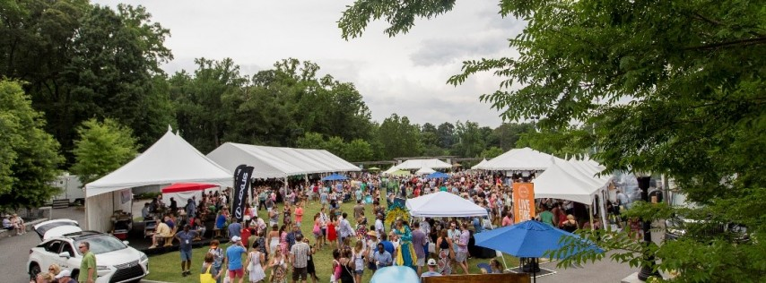 Savor the South at Sunday's Tasting Tents!