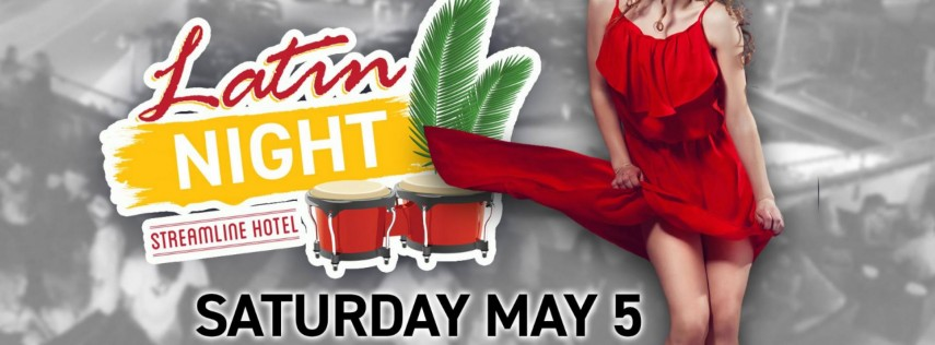 Cinco De Mayo Latin Night
