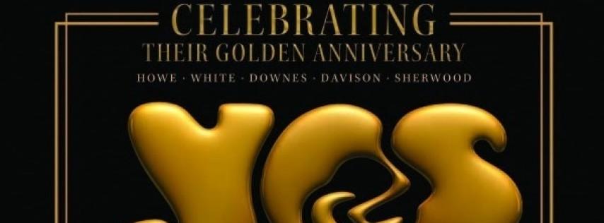 #YES50 - Celebrating 50 Years of YES at Plaza LIVE Orlando