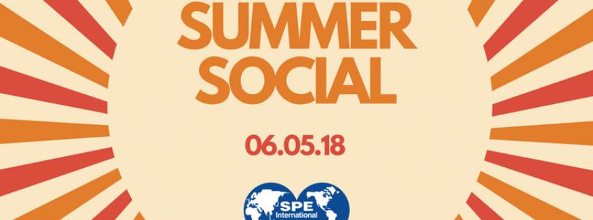 Denver SPE 2nd Annual Summer Social