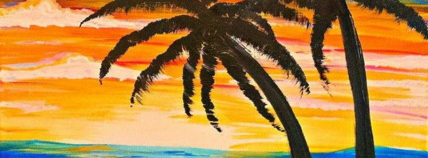 Paint Wine Denver Paradise Vacation Sat May 5th 7pm $40