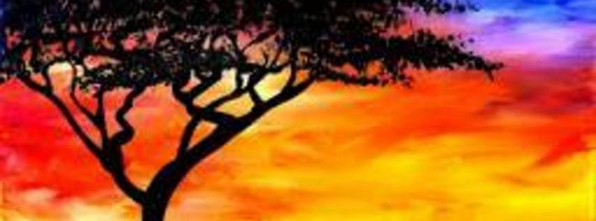 Paint Wine Denver African Tree Sat June 30th 3pm $35