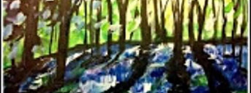 Paint Wine Denver Forest Shadows Fri June 8th 6:30pm $35