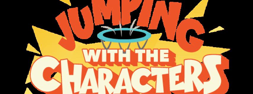 Jumping with the Characters North Atlanta