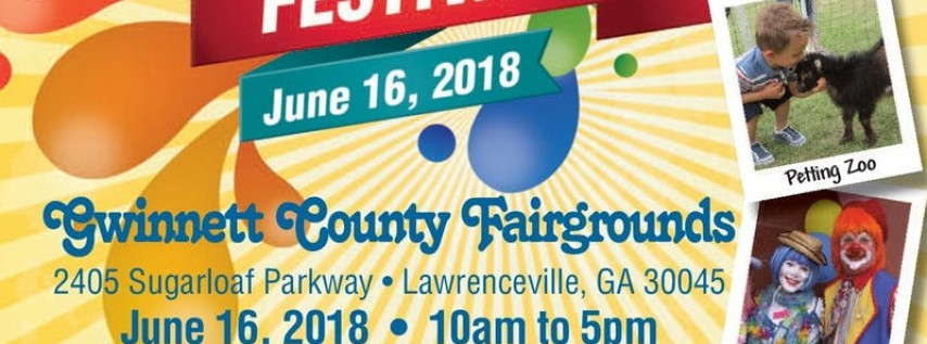 Lift Up Atlanta's 2018 Summer Fun Festival