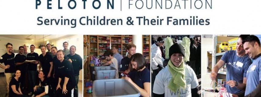 The Peloton Foundation's Fourth-Annual Game Day - Atlanta